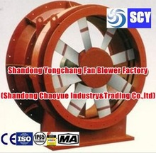 For fire -control extraction axial -flow fan/SCY Brand