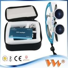 led surgical Jeweler Diamond Quick Test tool Kit 2014 3.5x 2.5x