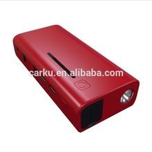2014 NEW Fashionable multi-function jump starter carku Epower-37 for 12v car jump starter mini battery booster packs 15000mah