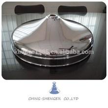 "CS1085 17"" Large Size Modern Design Functional Steam Bath Shower"