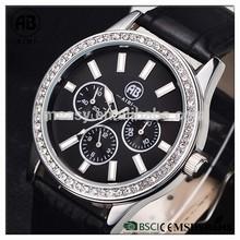 HK Fair new model factory customize 2014 alibaba china supplier fashion watch man