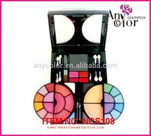 wholesale makeup eyeshadow palette in plastic window box