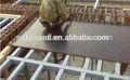 china de la película hizo frente a la melamina tablero laminado formica madera contrachapada precios de la hoja para material de construcción