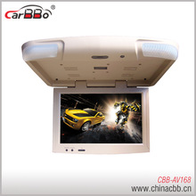 """15.4 """" TET LCD car and bus roof mounted DVD player with USB/SD/FM/IR"""