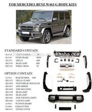 MERCEDES G class parts W463 adapt 2006-2013 G65/G500/G55/G63 AMG by maker