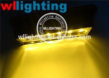 12v & 24v 6LED strobe surface mount grill lights for cars/Flush Mount LED Rapid-fire Warning Lights