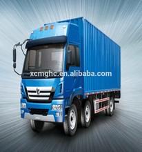 Cheap XCMG 6X2 drive type hydraulic van truck