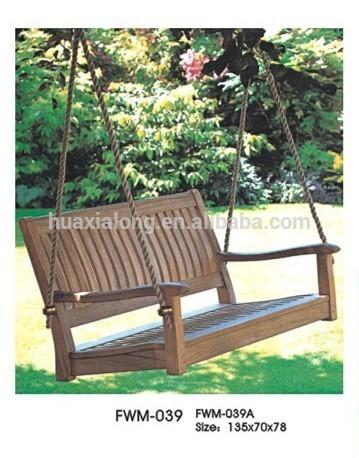 outdoor holz im garten im freien schaukeln f r erwachsene. Black Bedroom Furniture Sets. Home Design Ideas