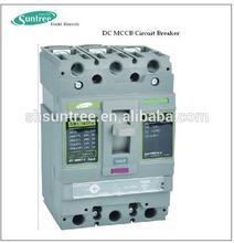 Zhejiang Manufacture 100A DC Circuit Breaker MCCB