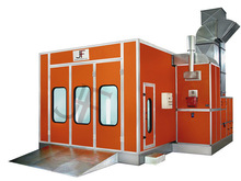 Best Quality commercial spray booth is car painting equipment with centrifugal fans