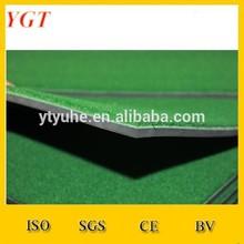 Nylon Knitted Crimp Golf Driving Mat&Stance golf mats