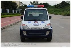 Police electric van
