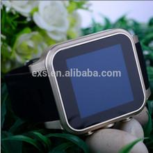 cheap watch phone support 3g sim card & micro sd card slot maximum up to 32G