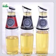 الصحافة وقياس النفط الزجاج الملون زجاجة/ وزجاجة خل