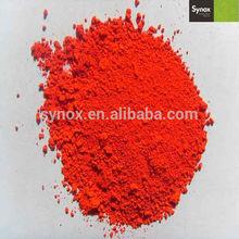 strawberry red pigment for emulsion paint, decorative paint, PVC, colored asphalt