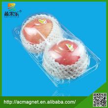 Plastic clear hot sale apple packing orange
