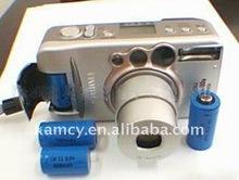 cr123a lithium battery/Shenzhen battery manufacturer Lithium battery series/GPS tracker battery