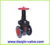 Gate valve manufacturer flange brass stem gate valve