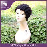 on sale 100% brazilian human hair wig