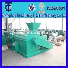 Animal dung/poultry manure crushing/processing machine