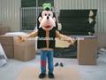 sıcak satış köpek maskot kostüm yetişkin