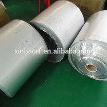 silver transparent aluminum foil packaging bag