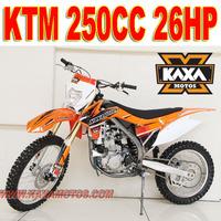 KTM 250cc Dirt Bike