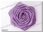 purple ribbon roses