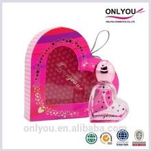 OEM/ODM designer's mini perfume for women