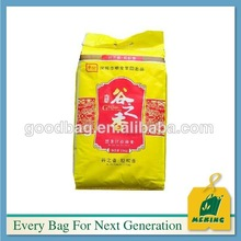 15 KG pp woven rice bag Excellent manufacturer Made In China MJ-PPW0001-CL