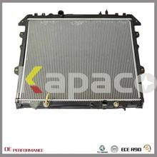 Kapaco Auto Car radiator For Toyota Hilux 1KD 2KD OEM 16400-0L120 16400-0C180,16400-50210