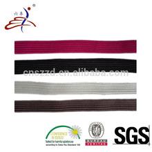 Braided Colorful Elastic Adjustable Shoe Straps bands