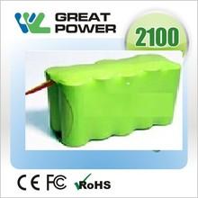 6p1s 7.2V 10000mah NIMH battery for Honda Civic/Insight