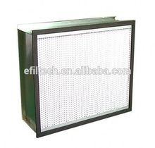 For Cleanrooms ULPA H12 H14 U15 U16 U17 Air Filter screw air compressor parts