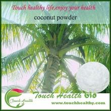 Touchhelathy supply coconut milk powder bulk price of coconut powder