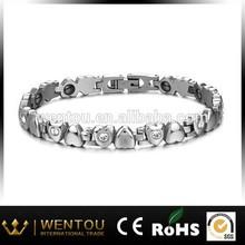high quality cheap wholesale men stainless steel bracelet