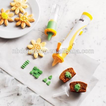 น้ำตาลปากกาdeco, ไฟฟ้าเค้กdecoretingปากกา