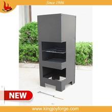 outdoor steel bbq chiminea stands/ chimeneas