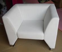 Small Corner denim sofa