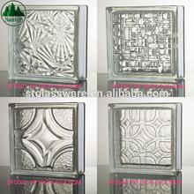 Factory Directly Custom High Transparent Hollow Glass Blocks