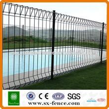 PVC coating fence netting (factory,customized)