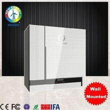 High COP en12975 new patent solar collector air source hot water heater