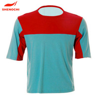 custom t-shirt sublimation print made in china