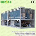 Huali freon r22 preços de moldagem por injeção máquina de água chiller