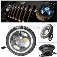 "Automobiles 7"" Hi Lo beam 30w led jeep headlamp/jeep headlight/jeep part headlamp"
