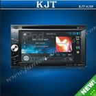 Quality assurance pioneer touch screen car dvd player 1