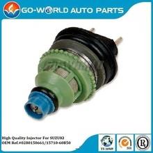 Auto Part Injector OEM Ref# 0280 150 661/0280150661/15710 60B50 000 For SUZUKI SWIFT