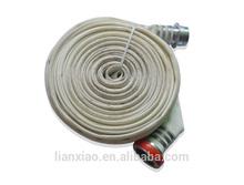 guaranteed flexible naffco fire hose / Polyester & PVC