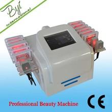 Best effective 650nm lipo vibrating weight loss machine