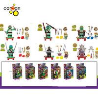 Building Blocks Sets Minifigure not legoeds DIY Bricks Toys super heroes minifigures